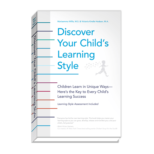 Discover your child's learning style book